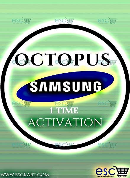 Esckart | Octopus Samsung Activation