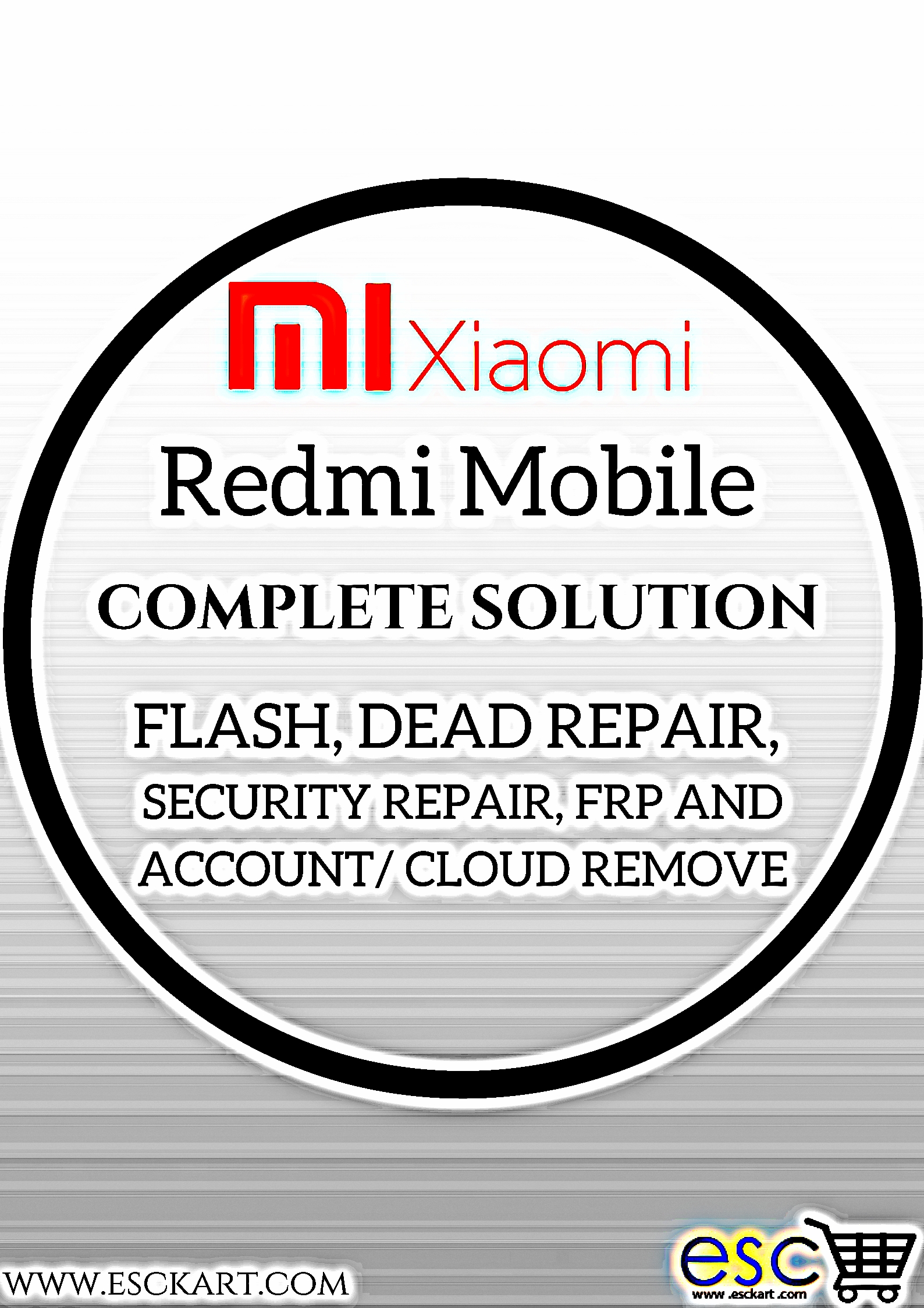 Esckart | Redmi Mi (Xiomi) Flash Files 37 models